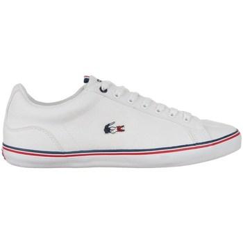Zapatos Hombre Zapatillas bajas Lacoste Lerond Blanco