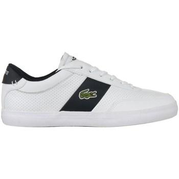 Zapatos Hombre Zapatillas bajas Lacoste Courtmaster Blanco,Negros