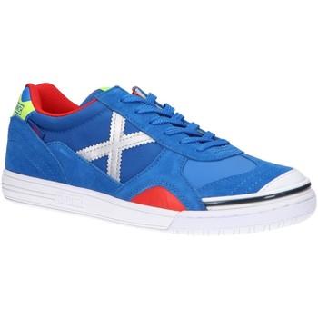 Zapatos Hombre Multideporte Munich 3000288 GRESCA Azul