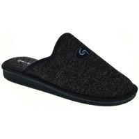 Zapatos Hombre Pantuflas Garzon 351 Azul