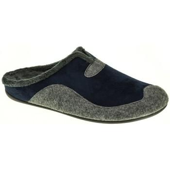 Zapatos Hombre Pantuflas Garzon 8451 Azul