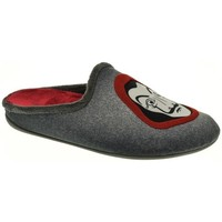 Zapatos Hombre Pantuflas Garzon 8082 Gris