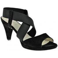 Zapatos Mujer Sandalias Keys  Negro