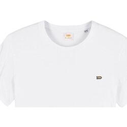 textil Hombre Camisetas manga corta Klout CAMISETA BLANCA Blanco