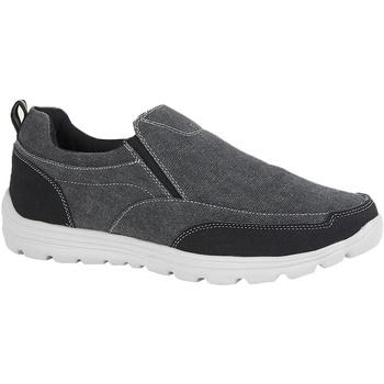 Zapatos Hombre Slip on Dek  Negro