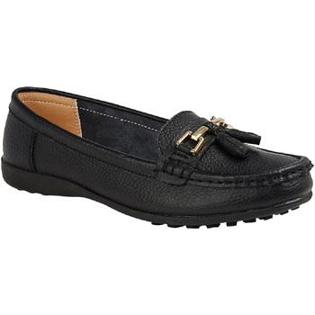 Zapatos Mujer Mocasín Boulevard  Negro