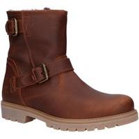 Zapatos Hombre Botas de caña baja Panama Jack FAUST IGLOO C25 Marr?n
