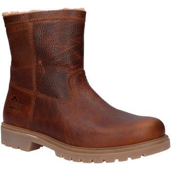 Zapatos Hombre Botas de caña baja Panama Jack FEDRO C28 Marr?n