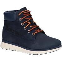 Zapatos Niños Botas de caña baja Timberland A24CJ KILLINGTON 6 IN Azul