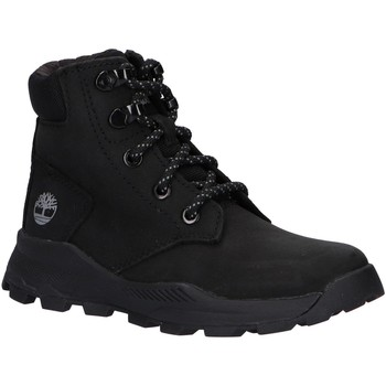 Zapatos Niños Botas de caña baja Timberland A28EN BROOKLYN Negro