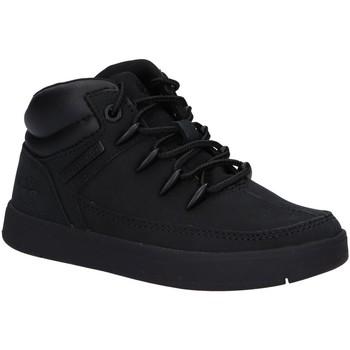Zapatos Niños Botas de caña baja Timberland A282E DAVIS SQUARE EUROSPRINT Negro