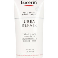 Belleza Hidratantes & nutritivos Eucerin Urearepair Crema Facial Piel Seca 5% Urea  50 ml