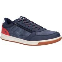 Zapatos Hombre Multideporte MTNG 84441 Azul