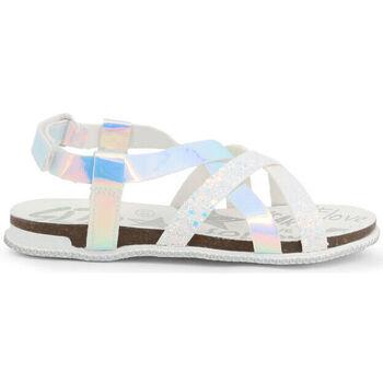 Zapatos Niños Sandalias Shone - l6133-032 Blanco