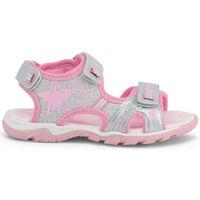 Zapatos Niños Sandalias Shone - 6015-025 Gris