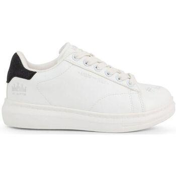Zapatos Niños Zapatillas bajas Shone - 1512-102 Blanco