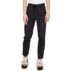 textil Mujer Pantalones chinos EAX - 3zyp25ynbsz Azul