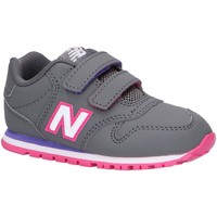 Zapatos Niños Multideporte New Balance IV500RGP Negro