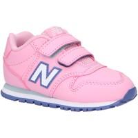 Zapatos Niños Multideporte New Balance IV500RPT Blanco