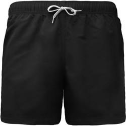 textil Hombre Shorts / Bermudas Proact Short de bain court noir