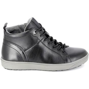 Zapatos Hombre Zapatillas altas Jana Sneaker 25202 Noir Negro