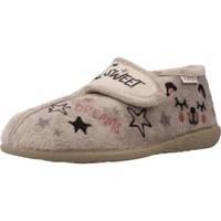 Zapatos Niña Pantuflas Vulladi 8240 Gris