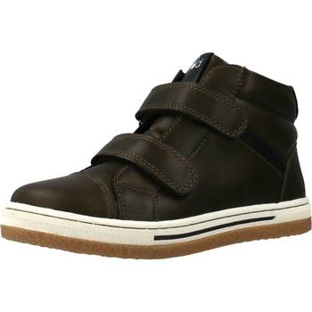 Zapatos Niño Botas de caña baja Mod'8 HAUT SYNTHE Verde