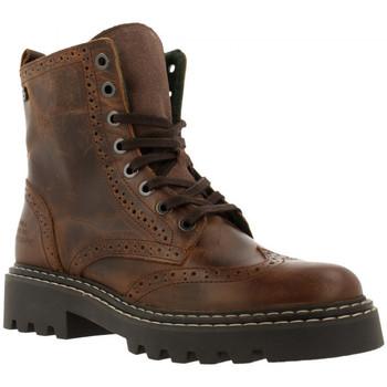 Zapatos Mujer Botines Bullboxer 576m80665a Marrón