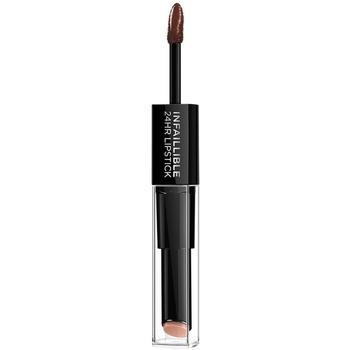 Belleza Mujer Pintalabios L'oréal Infaillible 24h Lipstick 117-perpetual Brown