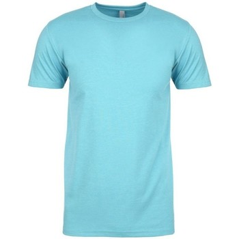 textil Hombre Camisetas manga corta Next Level NX6210 Azul Tahiti
