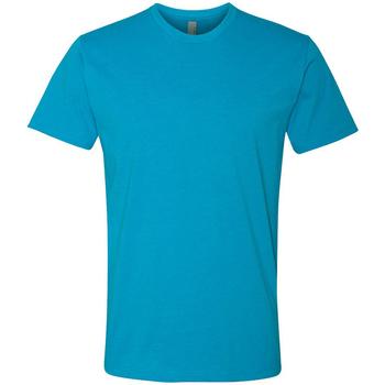 textil Hombre Camisetas manga corta Next Level NX6210 Turquesa