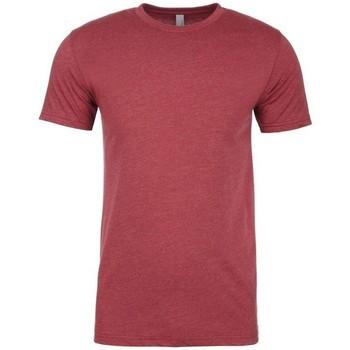textil Hombre Camisetas manga corta Next Level NX6210 Rojo Cardenal