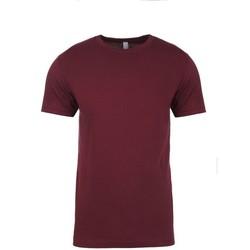textil Camisetas manga corta Next Level NX3600 Rojo oscuro