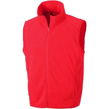 textil Hombre Chaquetas de punto Result R116X Rojo