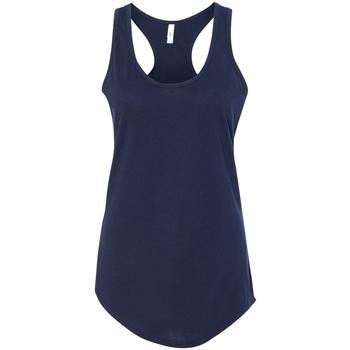 textil Mujer Camisetas sin mangas Next Level NX1533 Marino Medianoche