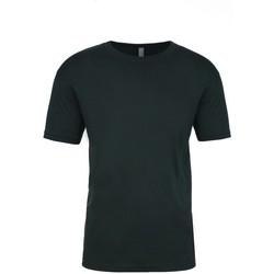 textil Camisetas manga corta Next Level NX3600 Verde bosque