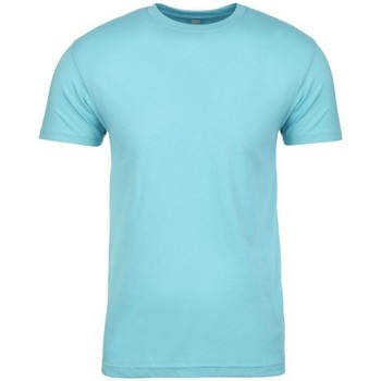 textil Camisetas manga corta Next Level NX3600 Azul Tahiti