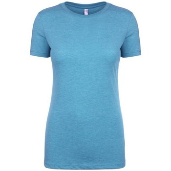 textil Mujer Camisetas manga corta Next Level NX6710 Turquesa vintage