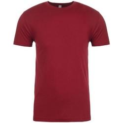 textil Camisetas manga corta Next Level NX3600 Rojo cardinal