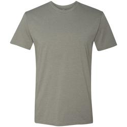 textil Hombre Camisetas manga corta Next Level NX6210 Gris Piedra
