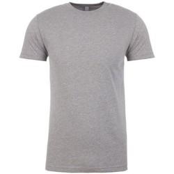 textil Hombre Camisetas manga corta Next Level NX6210 Gris Oscuro Jaspeado