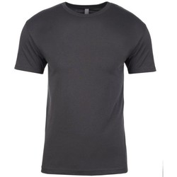 textil Camisetas manga corta Next Level NX3600 Gris heavy metal