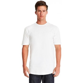 textil Hombre Camisetas manga corta Next Level NX3602 Blanco