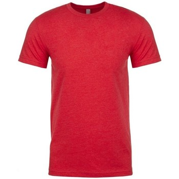 textil Hombre Camisetas manga corta Next Level NX6210 Rojo