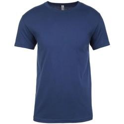 textil Camisetas manga corta Next Level NX3600 Azul frío