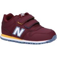 Zapatos Niños Multideporte New Balance IV500RBB Rojo