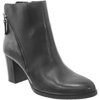 Zapatos Mujer Botines Caprice 9-25344-25 Cuero negro