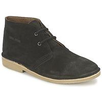 Zapatos Hombre Botas de caña baja Casual Attitude IXIFU Negro