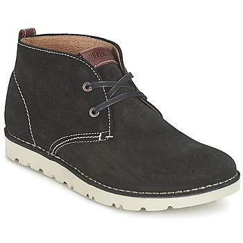 Zapatos Hombre Botas de caña baja Birkenstock HARRIS Negro