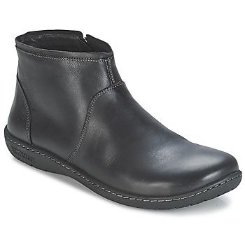 Zapatos Mujer Botas de caña baja Birkenstock BENNINGTON Negro